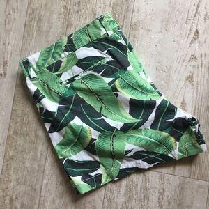 Tropical Shorts 🍃 🍃